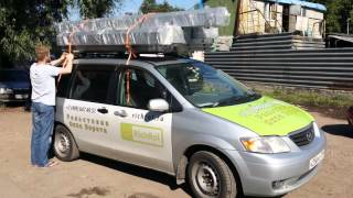 видео Багажник на крышу автомобиля: как выбрать лучший