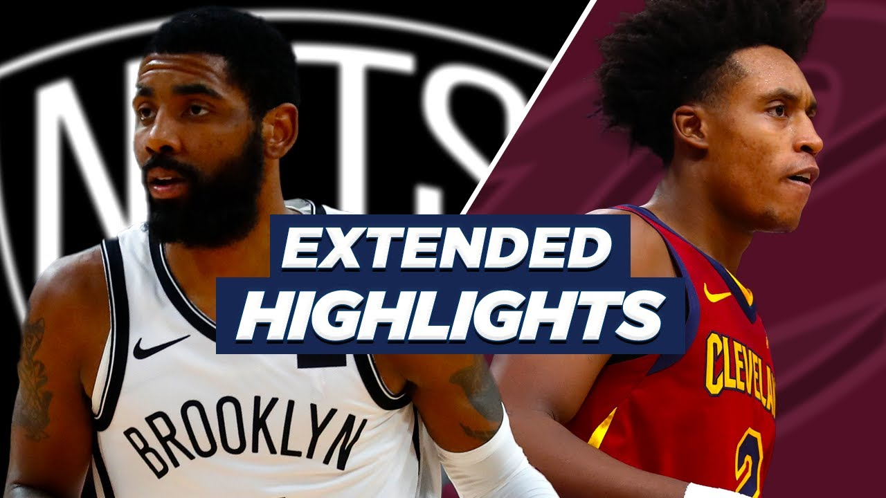 Download BROOKLYN NETS vs CAVALIERS  [ EXTENDED GAME HIGHLIGHTS ] 2021 NBA SEASON