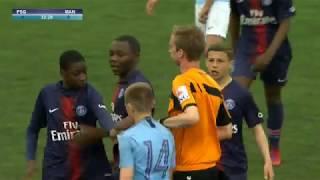 Paris Saint Germain vs. Manchester City FC Highlights