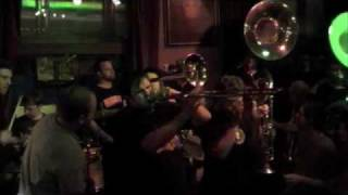 Youngblood Brassband, Hush your mouth