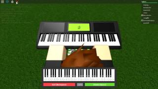 External Flame | Virtual Piano | Roblox