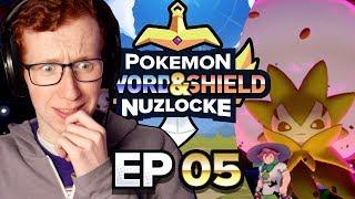 An EXPLOSIVE Gym Battle! - Pokemon Sword & Shield Nuzlocke Part 5