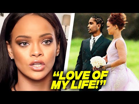 Download Rihanna Finally Speaks On Getting Married To ASAP Rocky