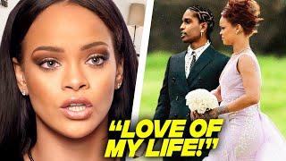 Rihanna Finally Speaks On Getting Married To ASAP Rocky