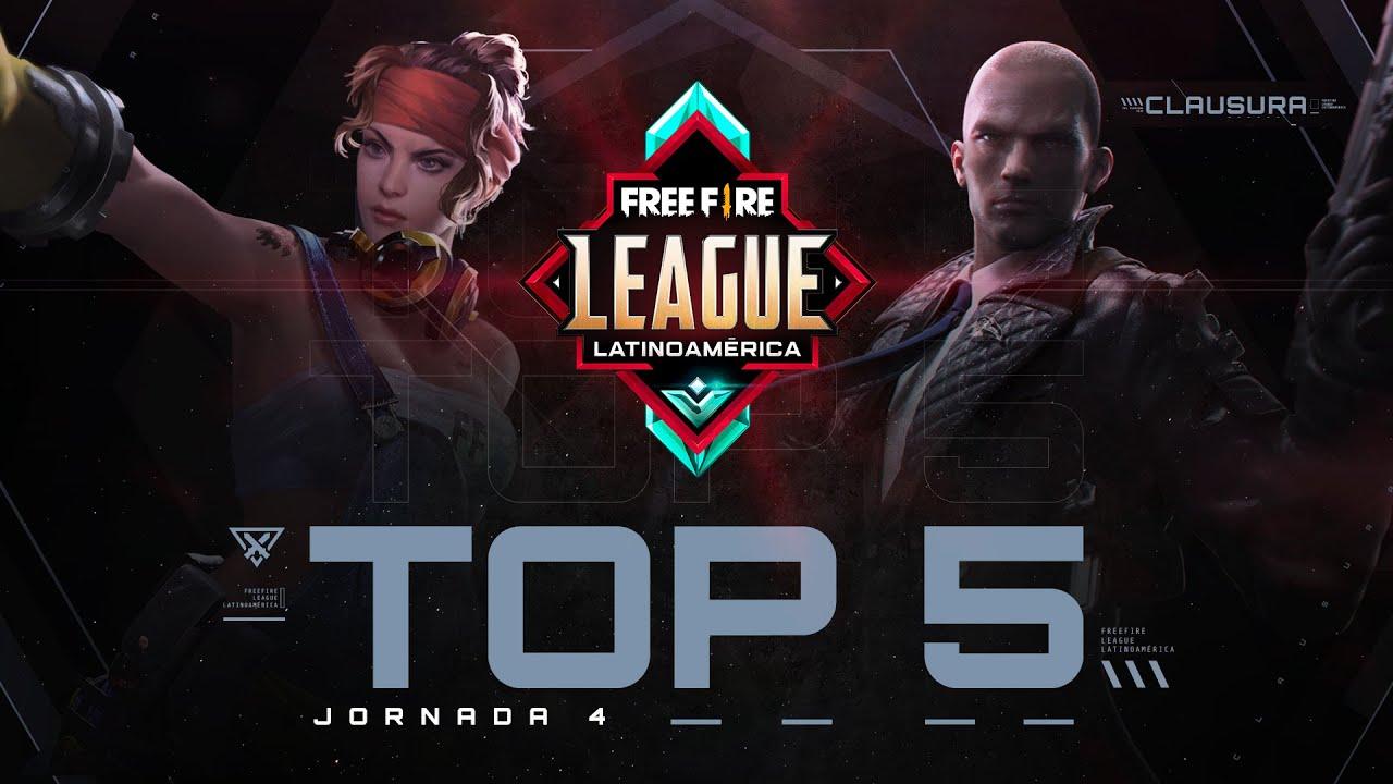 ¡Mejores Jugadas Jornada 4 FFL! 🥇 - Clausura | Garena Free Fire