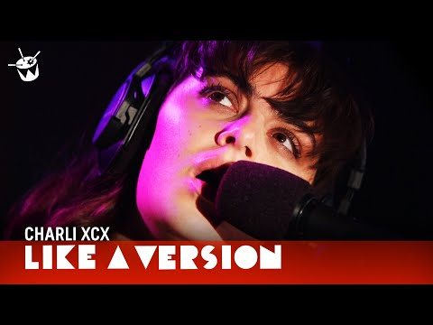 Charli XCX covers Wolf Alice 'Don't Delete The Kisses' for Like A Version