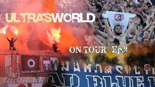 Ultras World on Tour - Hajduk Split vs Dinamo Zagreb (Ep.2)