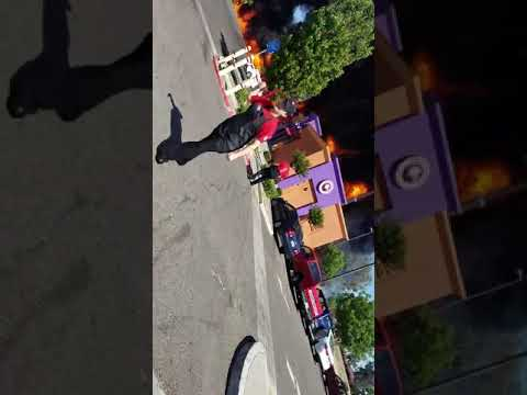 Deadly Atwater Gas Tanker Explosion