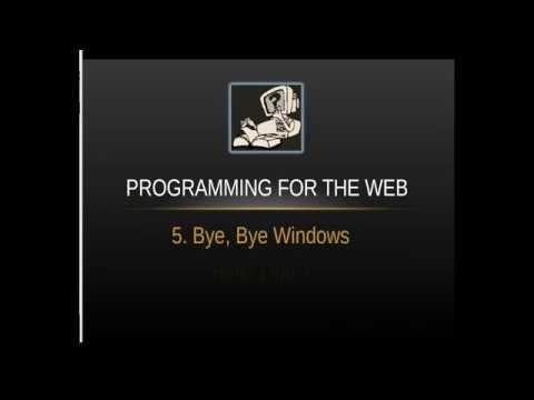 BYE, BYE WINDOWS. HELLO LINUX - Installing MX Linux In 2020