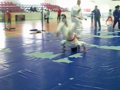 judo sporunu seven çocuklar ego spor sincan