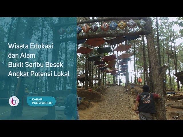 Wisata Edukasi dan Alam Bukit Seribu Besek Angkat Potensi Lokal