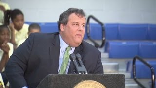 Chris Christie changes mind on weight loss