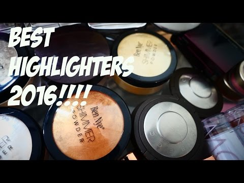 BEST HIGHLIGHTERS 2016