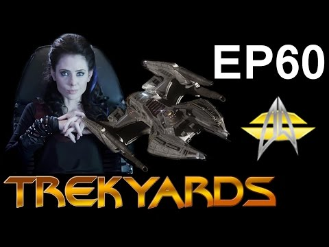 Trekyards EP60 - Lexxa and Icarus with Adrienne Wilkinson