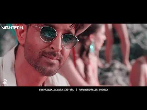 ghungroo-(remix)-|-dj-vishtech-|-war-|-hrithik-roshan-|-vaani-kapoor-|-ghungroo-toot-gaye