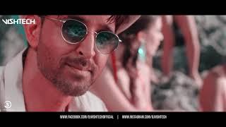 Ghungroo (Remix) | DJ VISHTECH | War | Hrithik Roshan | Vaani Kapoor | Ghungroo Toot Gaye