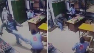 कैम पर पकड़ा बदमाशों लूट रुपये 2 लाख से पेट्रोल पंप