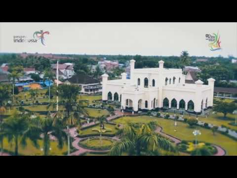 Pesona Pariwisata Indonesia dari  Kabupaten Siak Sri Indrapura Provinsi Riau
