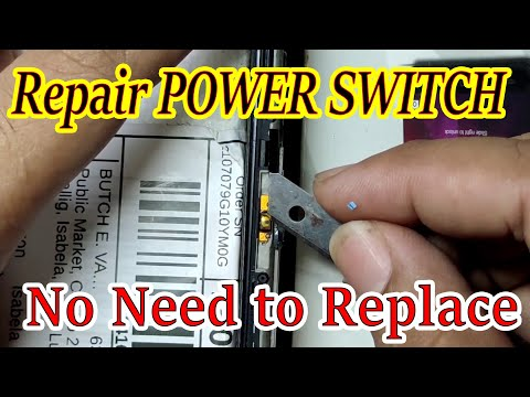 Download How to repair power switch & volume control of android phone without replacing