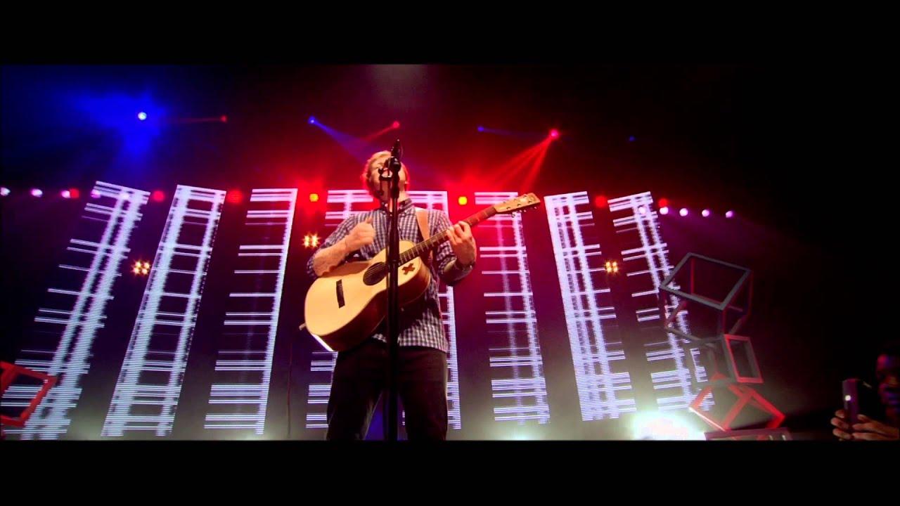 Download Ed Sheeran - Sing (live bij Q)