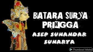 Download Mp3 Wayang Golek Batara Surya Pringga Asep Sunandar Sunarya