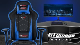 GT Omega Pro XL Racing Office Chair Review