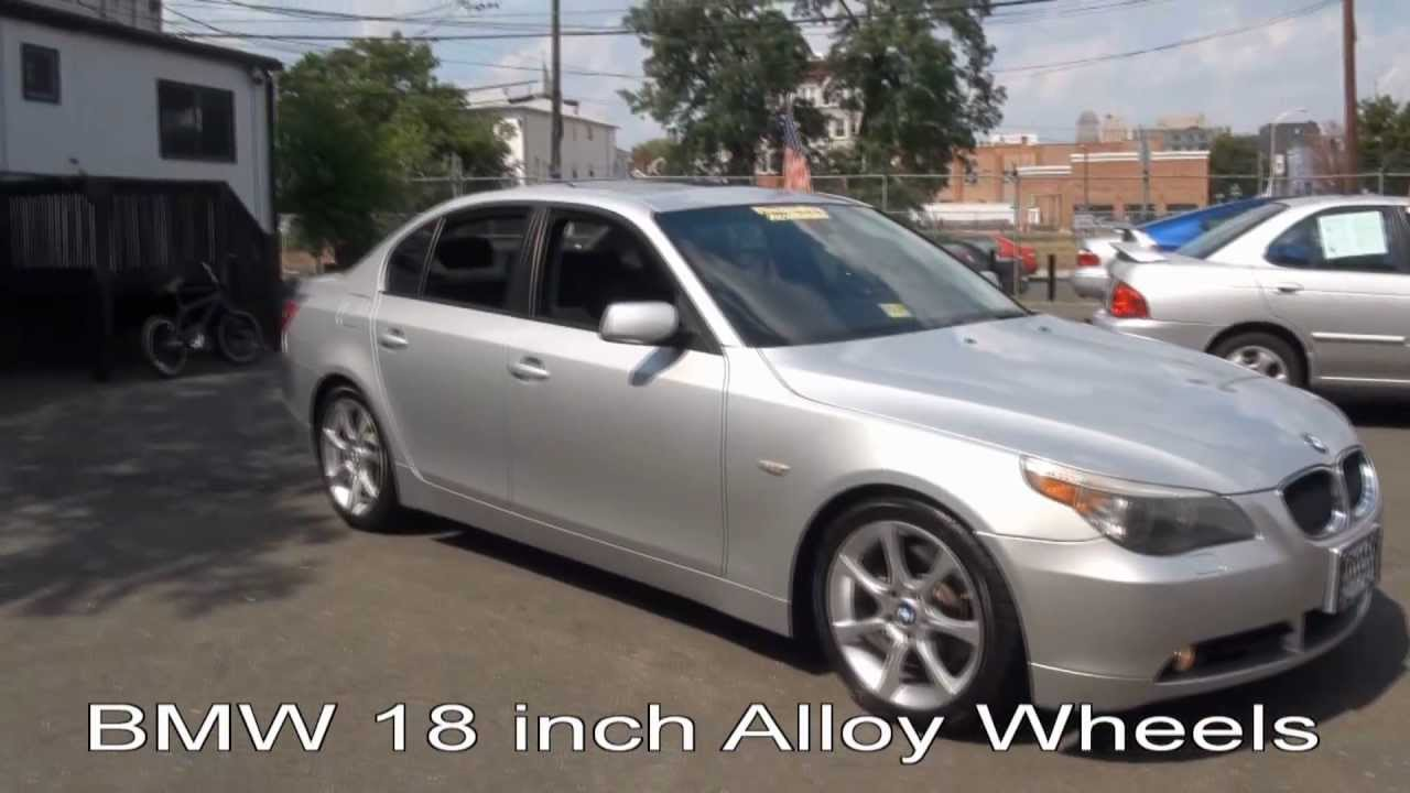 2004 bmw 530i 6 speed manual transmission youtube rh youtube com 2005 530I Amethist Metalic Gray 2005 BMW 550I Specs