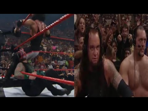 X-Pac U0026 Kane Vs Mideon Viscera 8-23-99 Undertaker,Big Show U0026 Paul Bearer On Commentary
