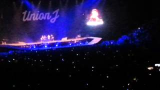 Union J - We Found Love A capella - The Vamps Tour