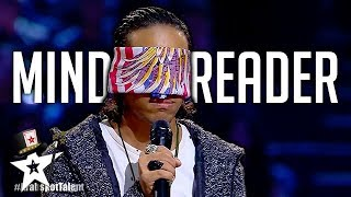 Magicians Confuse Judges With Mind Reading on Arab's Got Talent 2019 | Magicians Got Talent