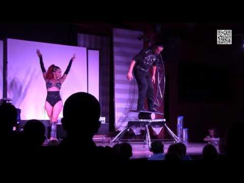 "Circus Show ""Vertical"" - Hotel Be Live Playa La Arena (Tenerife) [2015]"