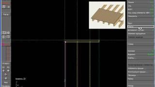 Урок CadWork Проектирование каркасного дома (Часть 2)
