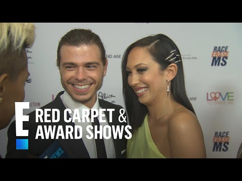 Cheryl Burke & Matthew Lawrence on Reconnecting 11 Years Later