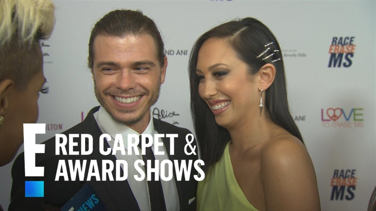 'Dancing with the Stars' pro Cheryl Burke marries actor Matthew Lawrence
