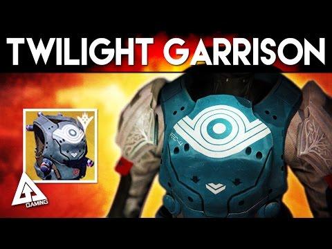 Destiny Twilight Garrison Exotic Titan Chest Review