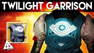 Destiny Twilight Garrison Exotic Titan Chest Review