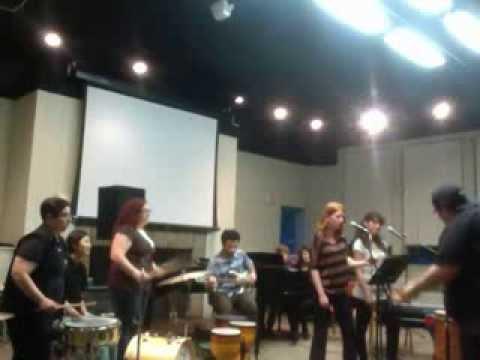 Music Therapy Ensemble Concert - Baba O' Riley (Teenage Wasteland)