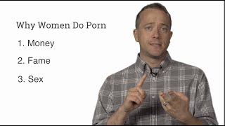 3 Ugly Facts About the Porn Industry