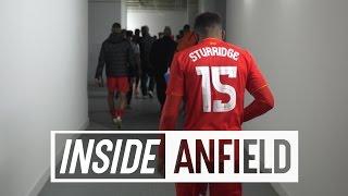 Inside Anfield: Liverpool 2-1 Tottenham   TUNNEL CAM