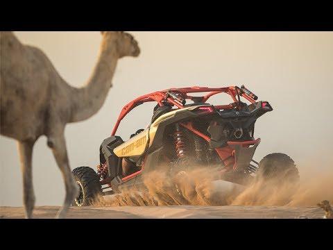 Dubai Maverick X3 Adventure