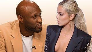 Lamar Odom Begging For Khloe Kardashian Forgiveness?