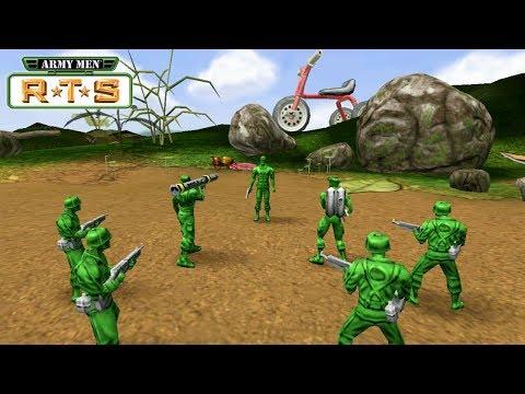 KiTA KUASAi HALAMAN RUMAH! - Army Men RTS