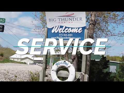 Big Thunder Marine Service Department
