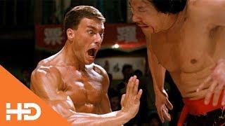 Промежуточные бои Дюкса, Чонг Ли ✦ Кровавый спорт (1988)
