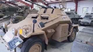 видео Sd.Kfz.221