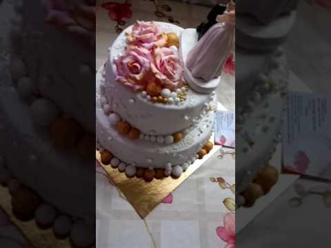Свадебный торт на заказ СПб