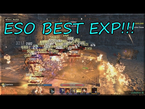 Eso Level Xp From Crafting