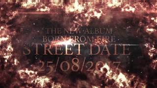 THE QUILL - BORN FROM FIRE (album teaser)