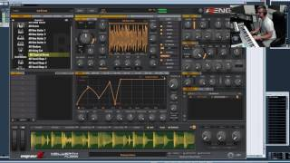 Vengeance Producer Suite - Avenger - Tutorial Video 23: 120 Update: Granular Library