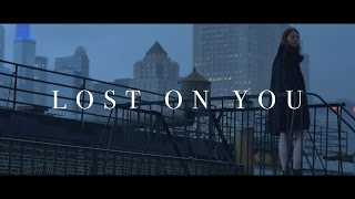Gambar cover LP - Lost On You [Official Video]
